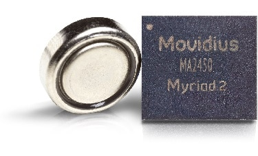 Movidius chip