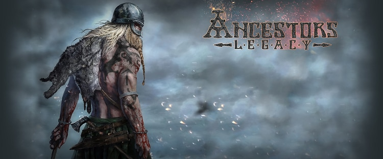 Promotion image for game - Ancestors Legacy