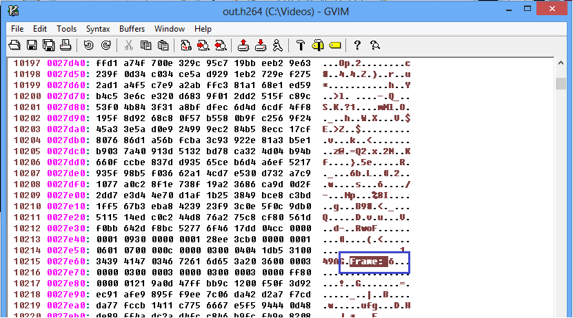 Adding and Retrieving Closed-caption messages in AVC and