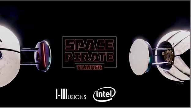Space Pirate Trainer game