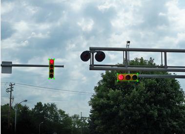 Traffic Light Detection Using The Tensorflow Object Detection Api