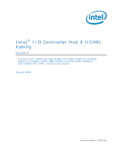 intel corporation 82801i (ich9 family) hd audio controller