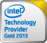 Intel® Technology Provider -  Gold Partner