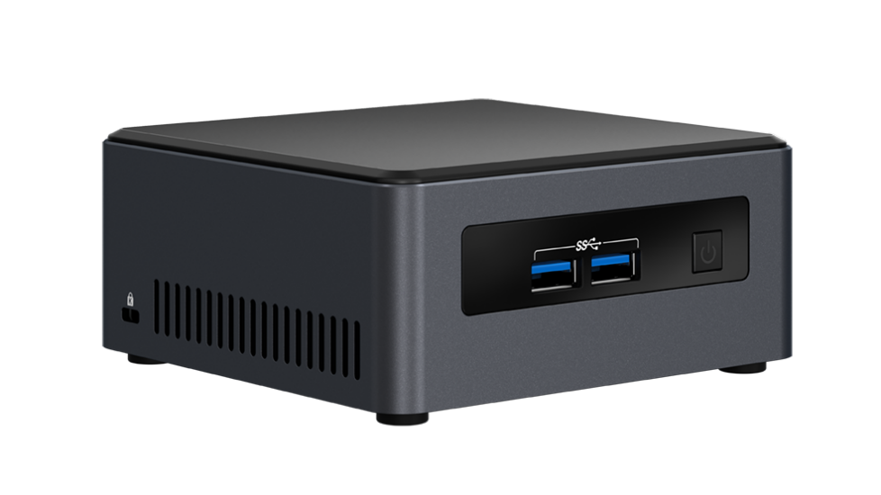 Kit Intel® NUC NUC7i3DNHE