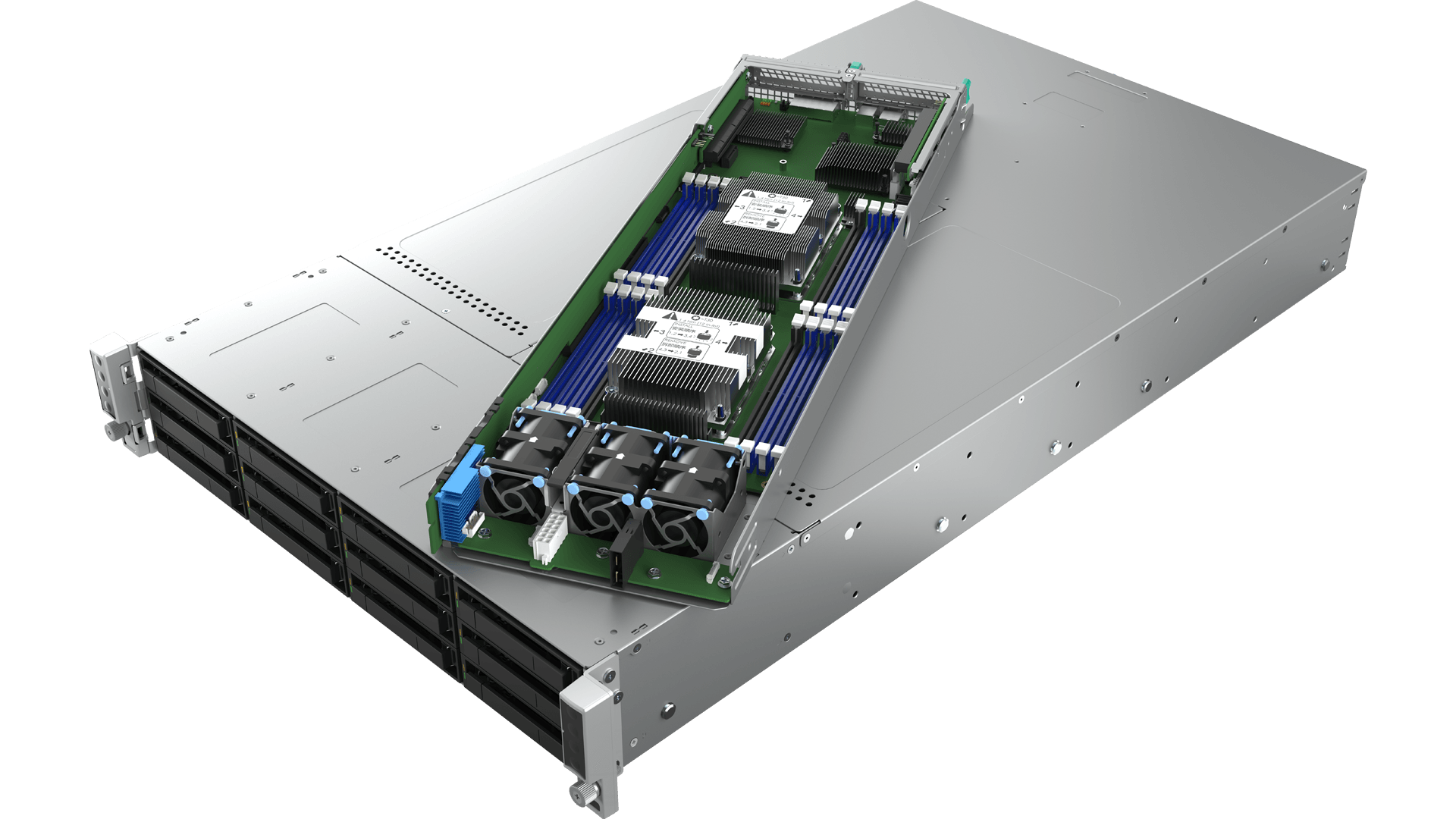 Scheda madre Intel® S2600BPQR per server