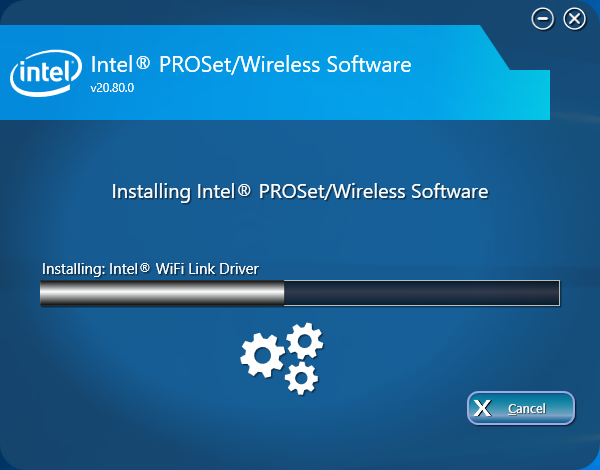 DRIVER UPDATE: INTEL PROSETWIRELESS 7265 WLAN