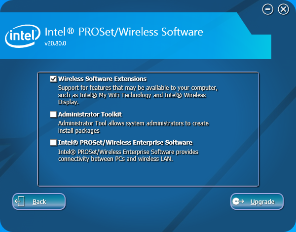 INTEL PROSET WIRELESS 5100 AGN DRIVERS DOWNLOAD FREE