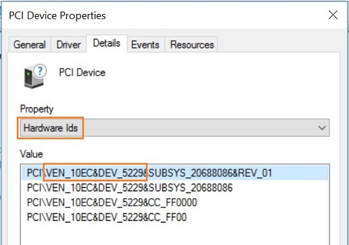 Identify Devices with Errors in Device Manager for the Intel