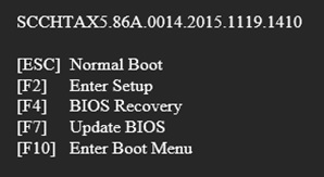 BIOS Recovery Instructions for Intel® Compute Sticks