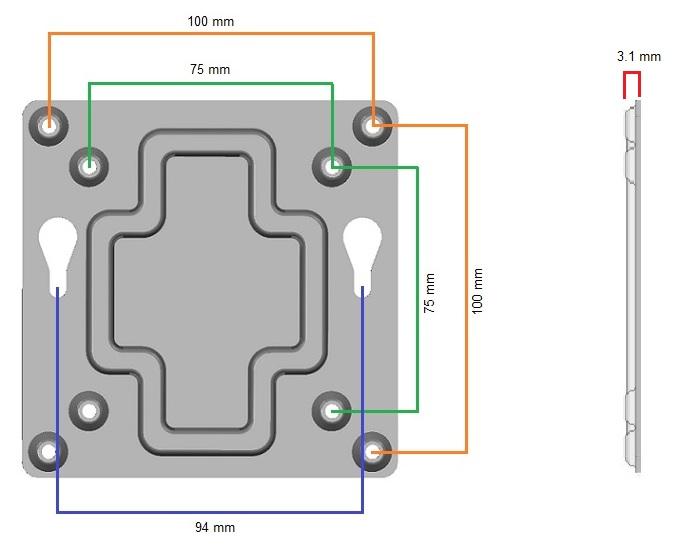Intel® NUC Kit NUC6i7KYK