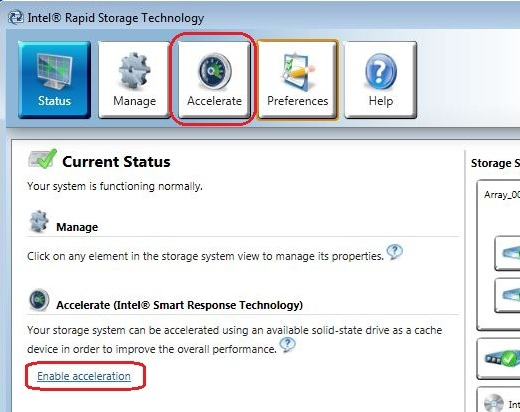 Driver for Dell Intel Rapid Start
