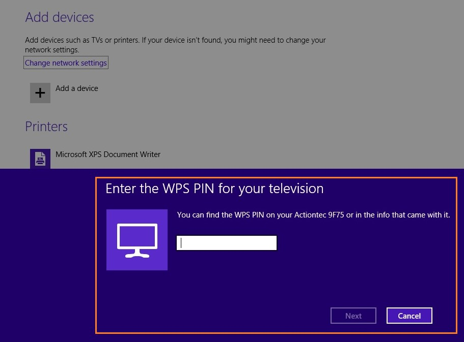 how to find wps pin on laptop
