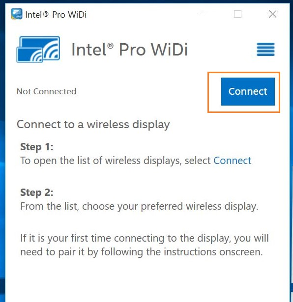 Intel WiDi Driver for Mac