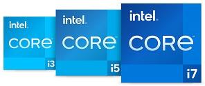 11th generation Intel core Processors