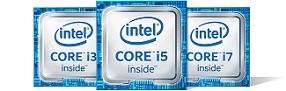 9th generation Intel core Processors