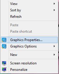 Graphics Properties