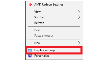 How To Adjust Display Brightness Resolution And Refresh Rate On Amd