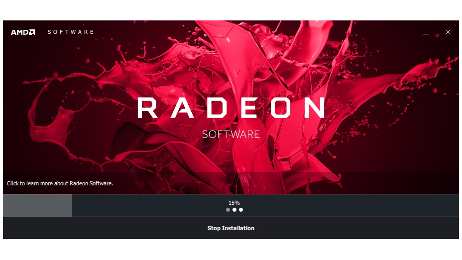 How to Install Radeon™ Software on a Windows® Based System
