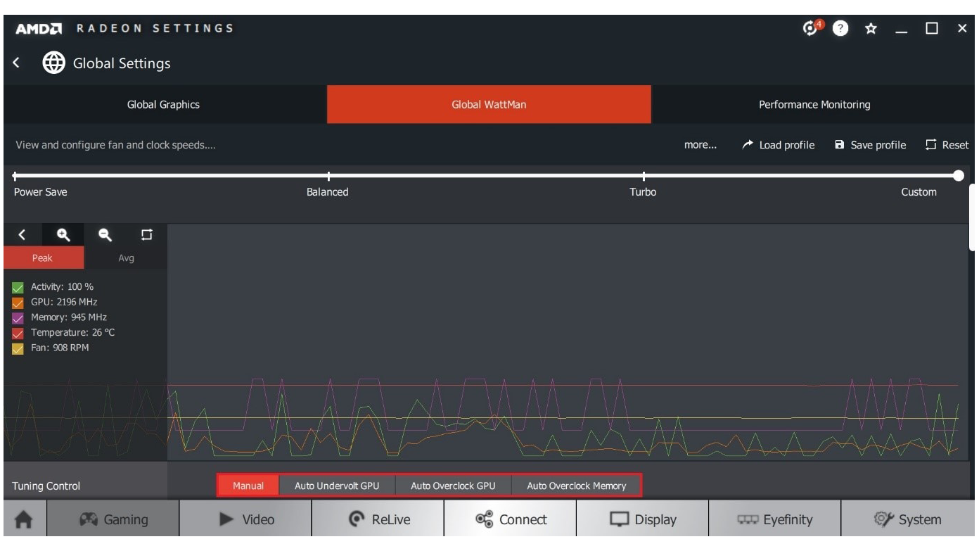 How to Tune GPU Performance Using Radeon Wattman and Radeon Chill