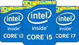 4th & 5th Generation Intel® Core™ Processor badge