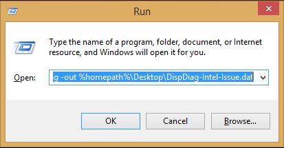 Pull an Issue Report to Troubleshoot your Intel® Graphics