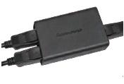 DisplayPort splitter