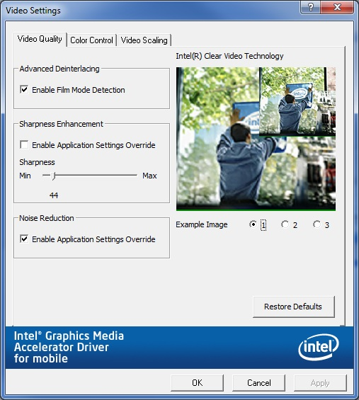 Name Decoder for Intel Graphics Technologies