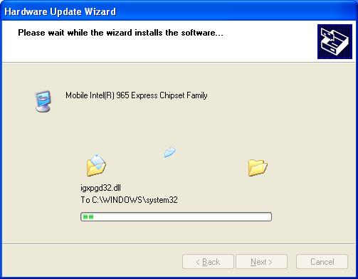 intel video driver for windows xp 32 bit free download