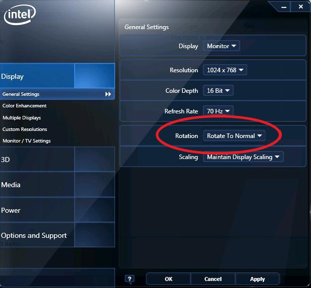 pilote carte graphique intel hd graphics 4000