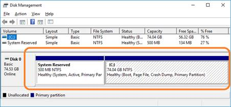 Converting a Data SSD or SSD with Windows* Installation from