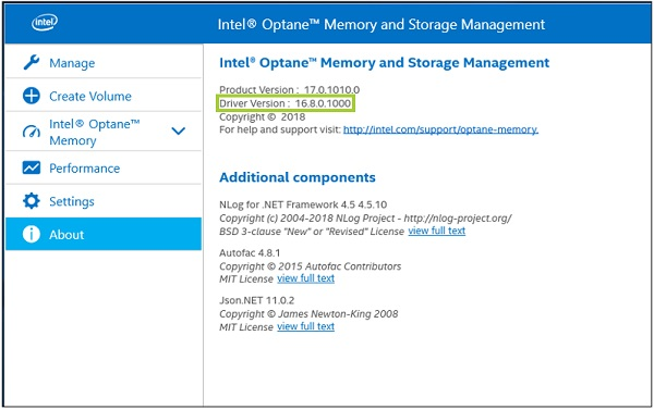 How To Check the Intel® Rapid Storage Technology (Intel® RST