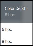 Color Depth