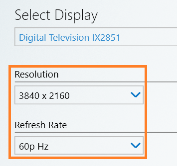 Tips for Playing 4K or HDR Content on Intel® NUC