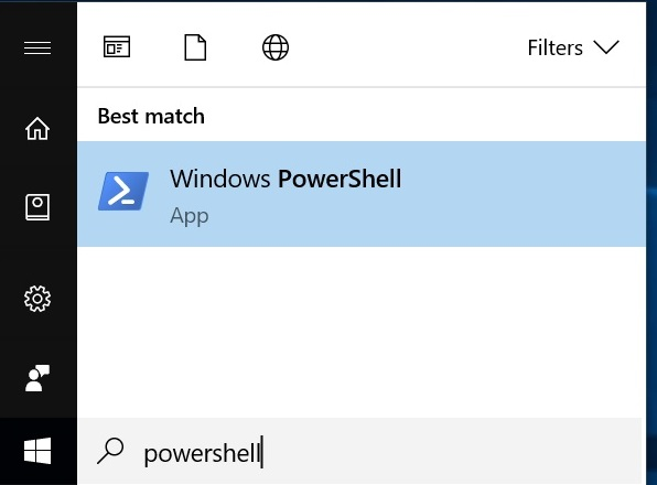 Using PowerShell or WMIC with Intel® NUC