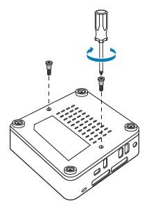 Vesa Mount Information For The Intel 174 Nuc