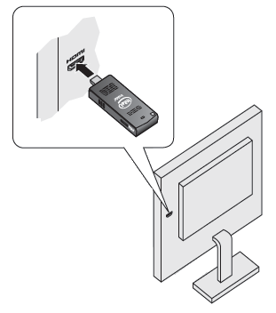 Connect to display