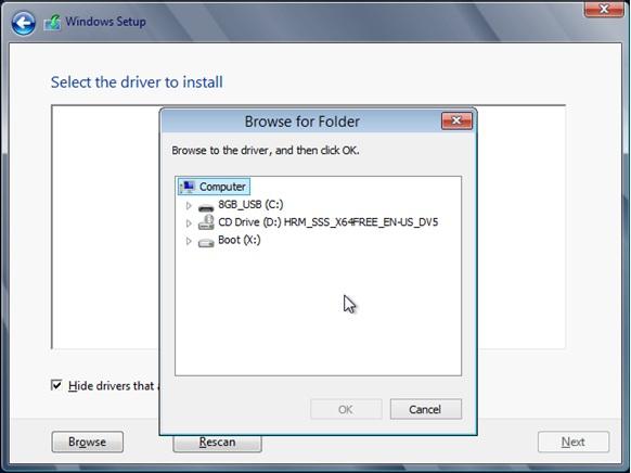 Microsoft Windows* Server 2012 FAQ for Intel® Server Products