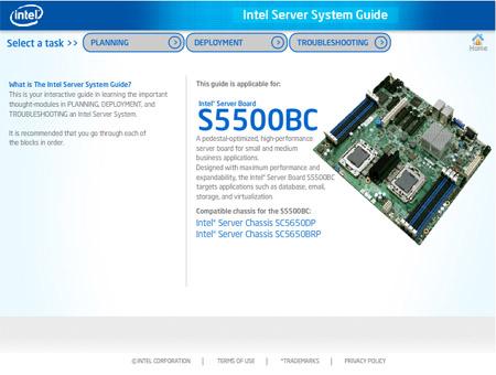 Server system guide