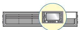 Intel® Local Control Panel Bezel