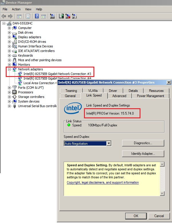 Intel 82567LF-2 LAN Drivers (2019)
