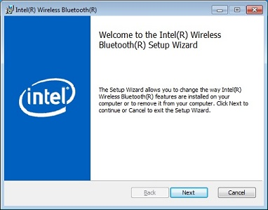 Troubleshoot Issue with Intel® Bluetooth and Microsoft Windows 7*