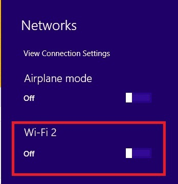 How To Turn Wi Fi On And Off In Windows Operating Systems