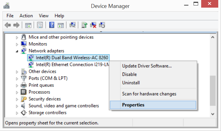 Identify Your Intel® Wireless Adapter and Wi-Fi Driver Version