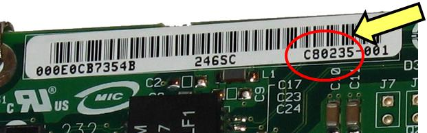 what is the sources nic serial number