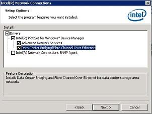 Data Center Bridging/Fibre Channel
