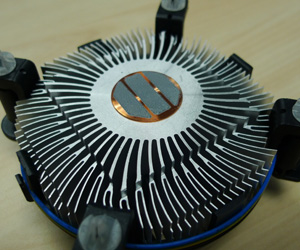 Fan heat sink