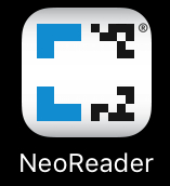 Install NeoReader* or I-Nigma*
