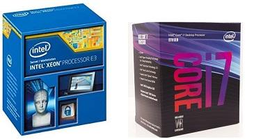 Boxed processor