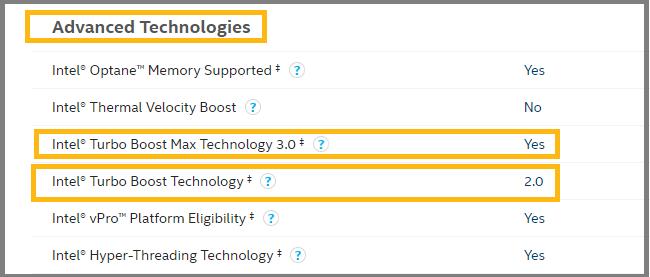 Intel turbo boost 2.0 free downloadnload