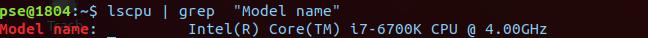 Linux-Befehlszeile